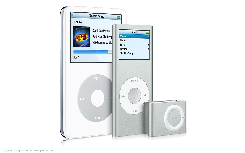 The Stevesonian - iPod nano (2nd Generation)