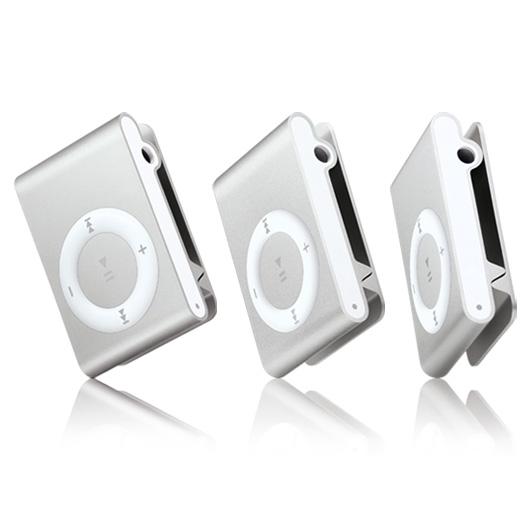 2nd Generation Genuine Apple  iPod Shuffle 1GB Green A1204 MB815LL//A